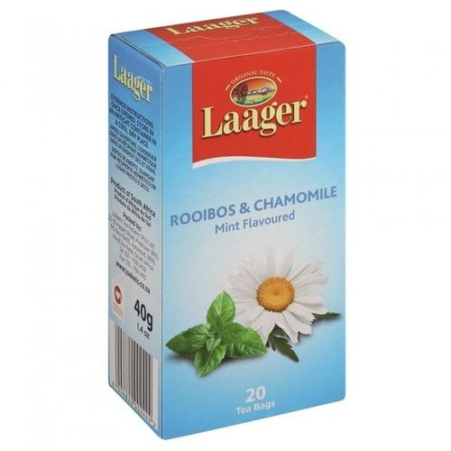 Laager 南非洋甘菊薄荷味國寶茶(20包)
