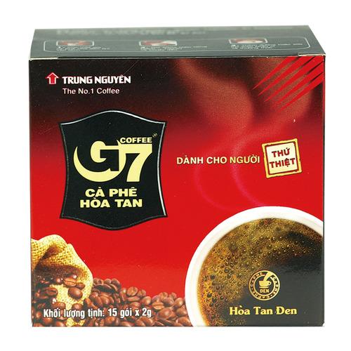 G7黑咖啡2g*15入【喜互惠 e直購】