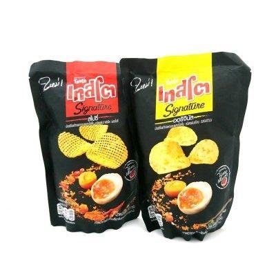 泰國 TASTO 咸蛋薯片