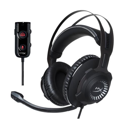 【HyperX 金士頓】HyperX Cloud Revolver S 專業電競耳機