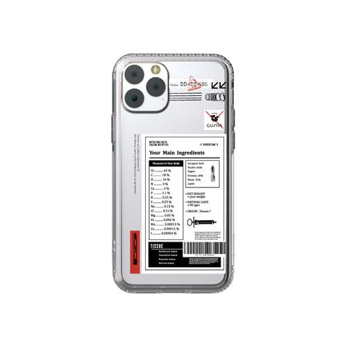 iPhone 手機殼-X/XS/XR/XS Max/11/11 Pro/11 Pro Max-GUSHA X