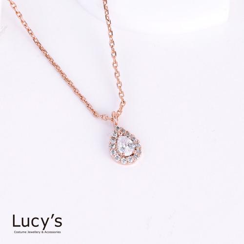 Lucy's 輕熟圍鑽 項鍊