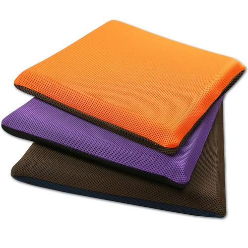 【坐墊/座墊 推薦】竹炭記憶Q坐墊 單入|雙面雙色 三款可選