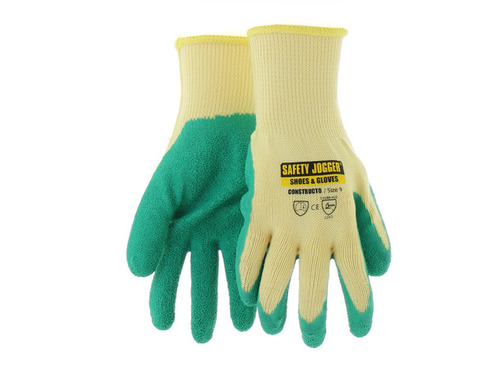 Safety Jogger Constructo Cotton Gloves 浸膠手套浸膠手套