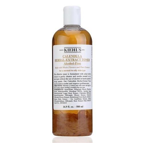 Kiehl's - 金盞花植物精華爽膚水 500ml (平行進口貨)
