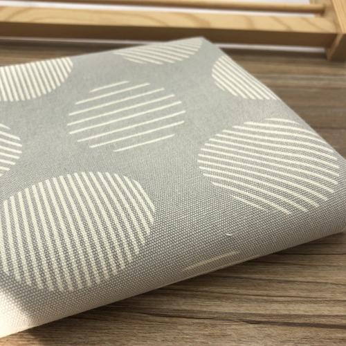 純棉印花帆布
