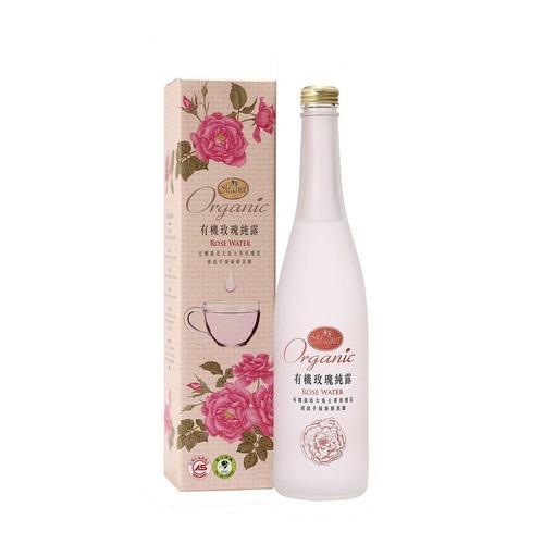 有機玫瑰純露560ml-【香草集】將天然的香草融入各式各樣的生活
