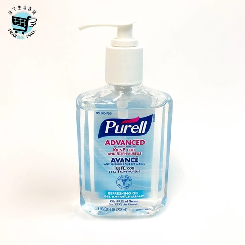 Purell - 消毒洗手啫喱[原味] - 236ml