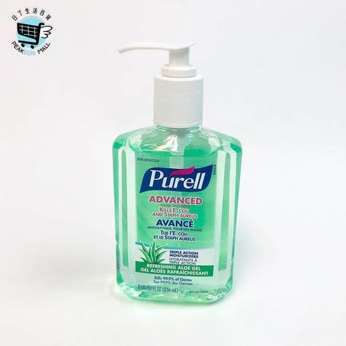 Purell - 消毒洗手啫喱[蘆薈味] - 236ml