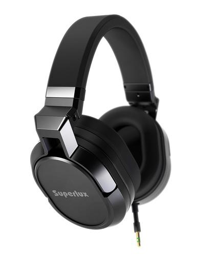 舒伯樂 Superlux HD685 耳罩式耳機 買大送小