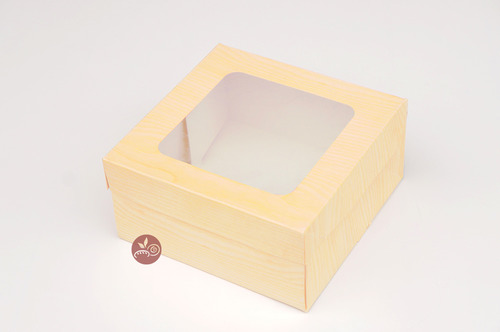 4吋紙盒_L型木紋_2入_2911002-2