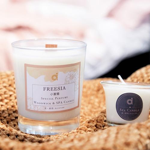 【小蒼蘭(水蜜桃)】Freesia (Peach)香氛乳液蠟燭