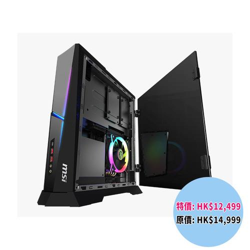 「開箱品」MSI 電競主機 Trident X Plus 9SC i7-9700K RTX2060 6G