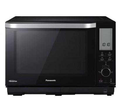 樂聲 PANASONIC 變頻式蒸氣烤焗微波爐27公升NN-DS596B