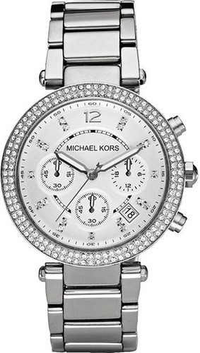 萬年鐘錶 Michael Kors MK女錶 晶鑽女錶 MK5353