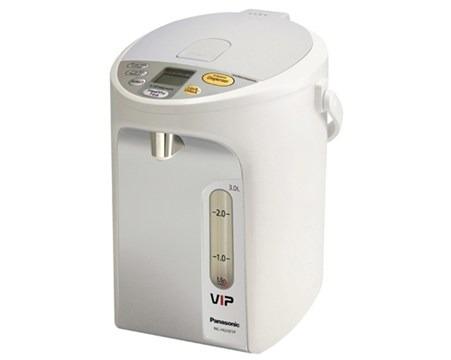 樂聲 PANASONIC 3L 電泵或無線電動出水電熱水瓶 NC-HU301P