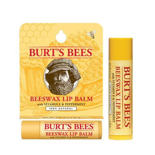BURT'S BEES-小蜜蜂蜂蠟潤唇膏 4.25g(平行進口)