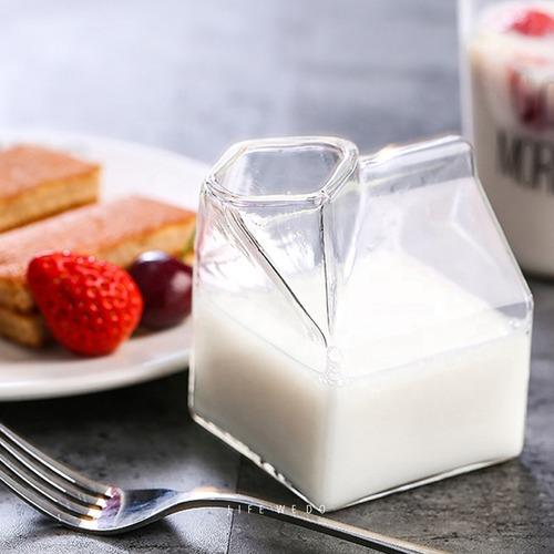 玻璃牛奶盒 維度生活
