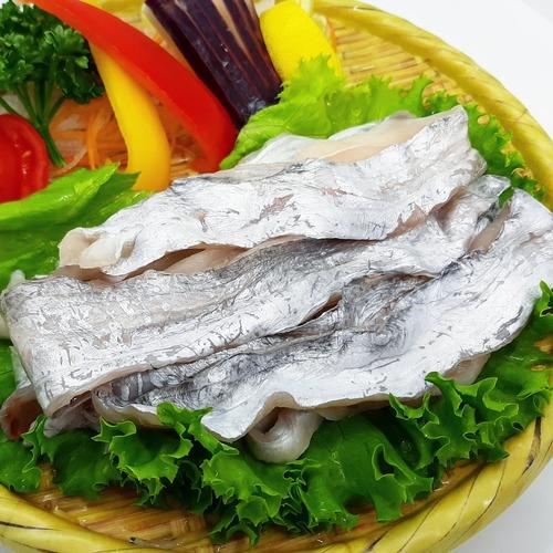 【冷凍】白帶魚清肉 / 500克