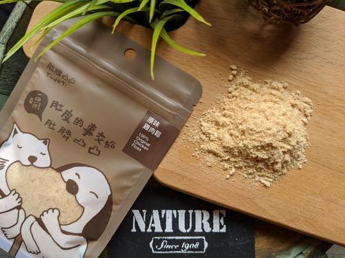毛食嗑嚴選寵物零食|肚臍凸凸 雞肉鬆