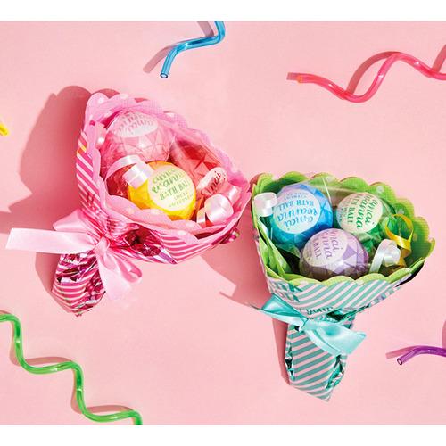日本婚禮小物 進口糖果造型 捧花入浴劑