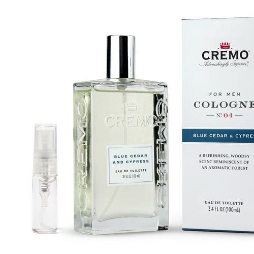 Cremo - 雪松柏樹 男士香水(迷你香水,小香水,試管香水,試香瓶,針管香水,男性香水)