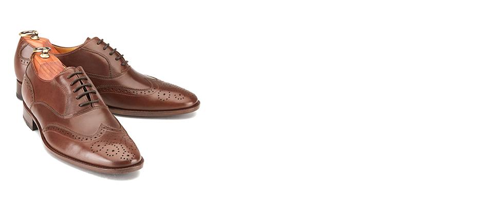 雕花鞋的故事- 下篇 雕花設計的種類與穿搭記事