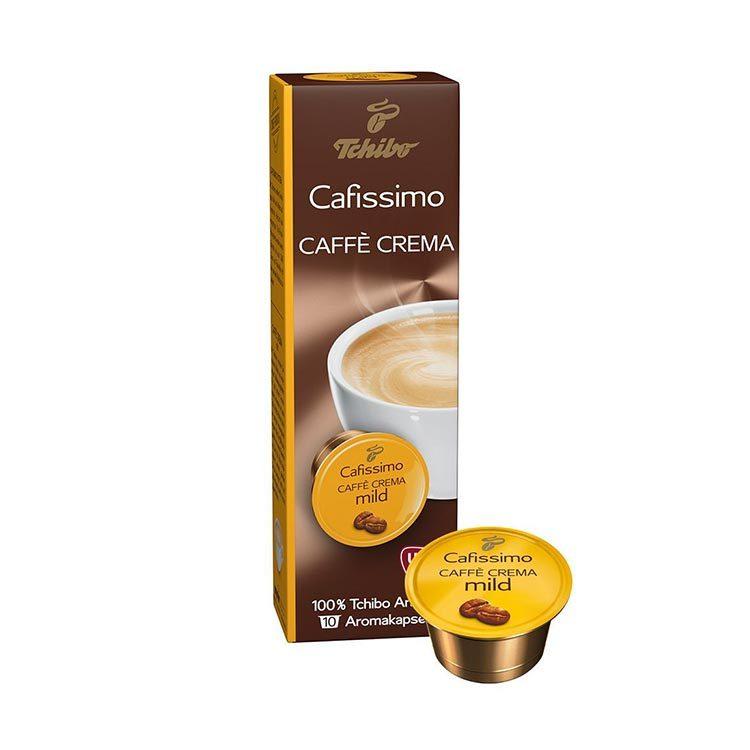 Tchibo Cafissimo 幻滑奶油咖啡膠囊 (10粒裝) 低度烘焙