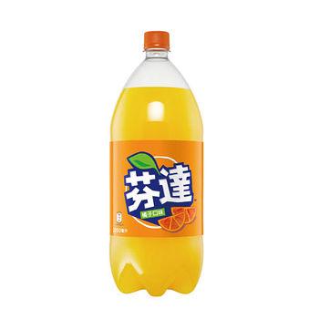 芬達橘子汽水寶特瓶2000ml|2019年最推薦的品牌都在friDay購物