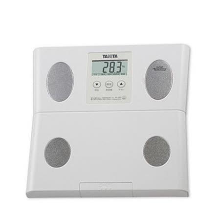 TANITA體脂肪計 BF-049WH|2020年最推薦的品牌都在friDay購物