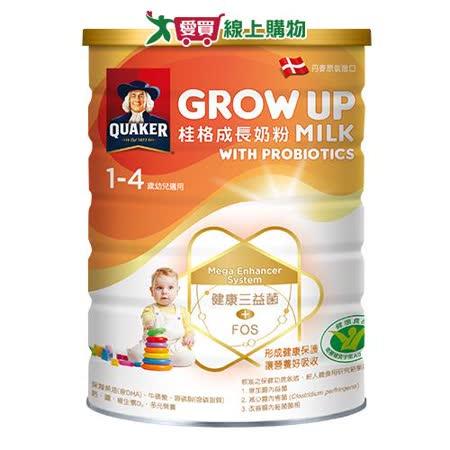桂格grow up 成長奶粉三益菌配方1500g|2020年最推薦的品牌都在friDay購物
