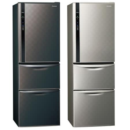Panasonic 國際牌 385公升 ECONAVI系列三門變頻冰箱 NR-C389HV 2019年最推薦的品牌都在friDay購物