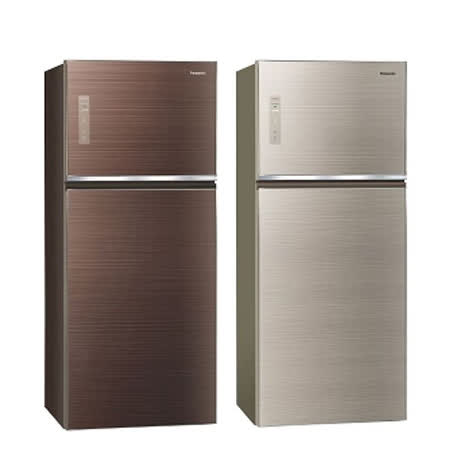 Panasonic 國際牌 485公升 雙門變頻冰箱 NR-B489TG 2020年最推薦的品牌都在friDay購物
