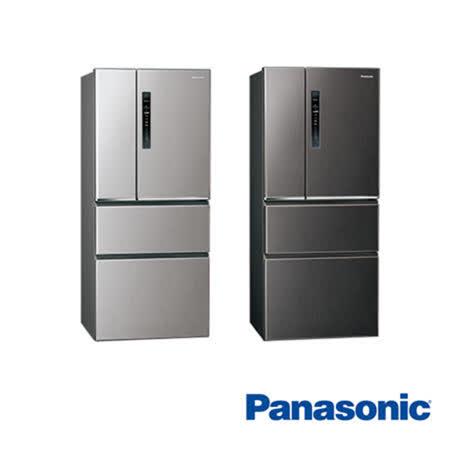 Panasonic 國際牌 610公升無邊框鋼板變頻四門冰箱 NR-D610HV 2020年最推薦的品牌都在friDay購物