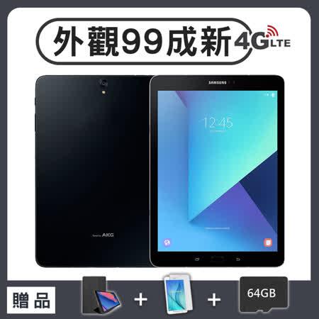 【福利品】SAMSUNG Galaxy Tab S3 4G版 9.7吋 平板電腦 2019年最推薦的品牌都在friDay購物