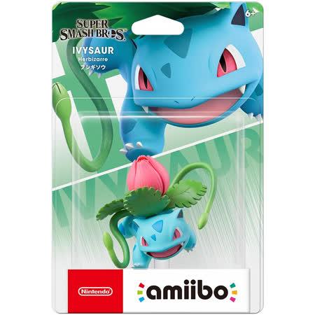 【任天堂 Nintendo】amiibo 妙蛙草(明星大亂鬥系列)|2019年最推薦的品牌都在friDay購物