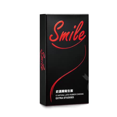 Smile史邁爾‧粗顆粒保險套 12入/盒|2020年最推薦的品牌都在friDay購物