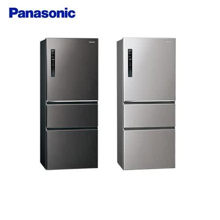 Panasonic 國際牌 500公升無邊框鋼板變頻三門冰箱 NR-C500HV(L/V) 2020年最推薦的品牌都在friDay購物