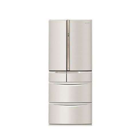Panasonic國際牌601公升六門變頻冰箱香檳金NR-F607VT-N1 2020年最推薦的品牌都在friDay購物