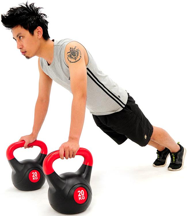 KettleBell重力14公斤壺鈴(30.8磅)C109-2114拉環啞鈴搖擺鈴.舉重量訓練.運動健身器材|2020年最推薦的品牌都在friDay購物