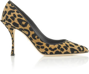 Docle and Gabbana Leopard Shoes