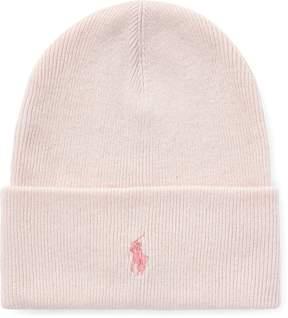 Ralph Lauren – Pink Pony Wool-Cashmere Hat