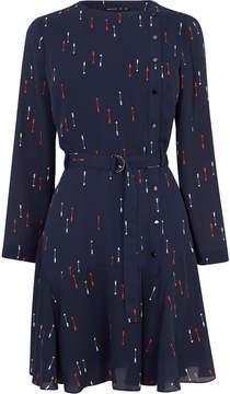 Karen Millen arrow print dress