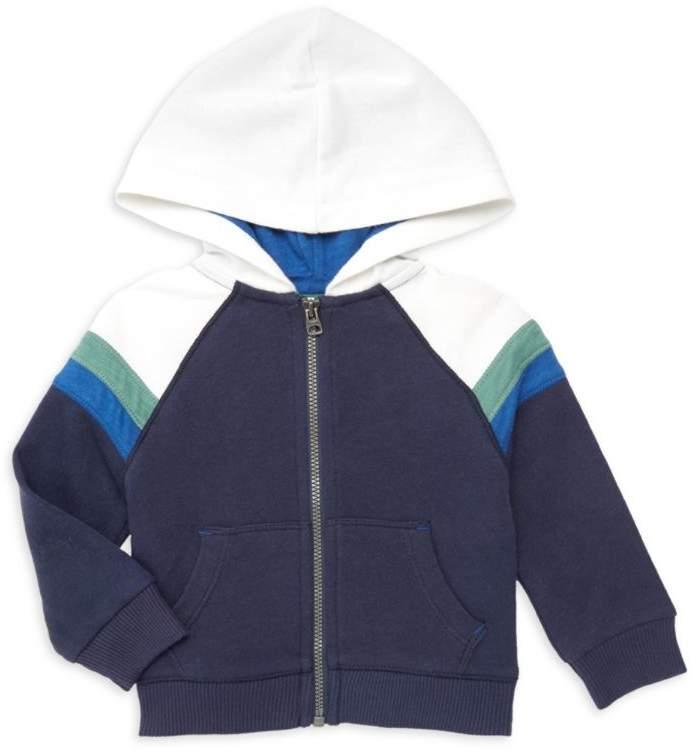 Splendid Baby Boy's & Little Boy's Racing Stripe Hooded Jacket