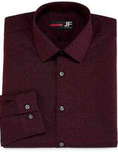 Jf  ferrar easy care solid big and tall long sleeve dress shirt also men   clothes shopstyle rh