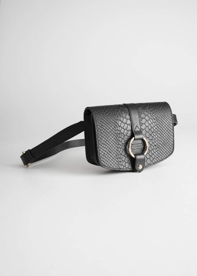 And other stories O-Ring Beltbag