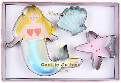 Meri Meri Let's Be Mermaids Cookie Cutters, Set of 3