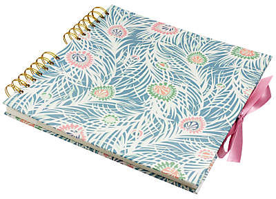Liberty Fabrics & John Lewis Tulip Square Photo Album