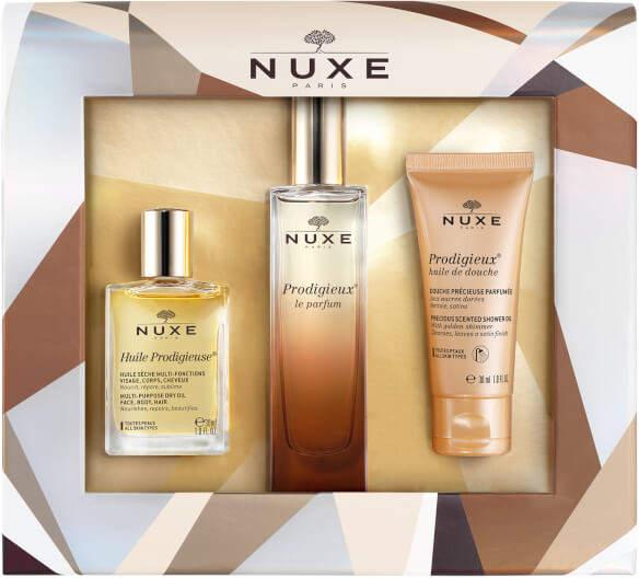 Nuxe NUXE Luxury Prodigieux Set (Worth 57)