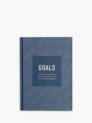 kikki.K Goals Journal Inspiration, Navy